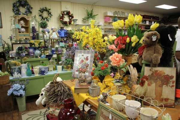 Nature's Gift Flower Shop Voorhees Township NJ Floral Display