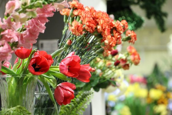 Nature's Gift Flower Shop Voorhees Township NJ Flower Display