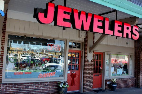 Rambler Jewlry in Cherry Hill NJ front