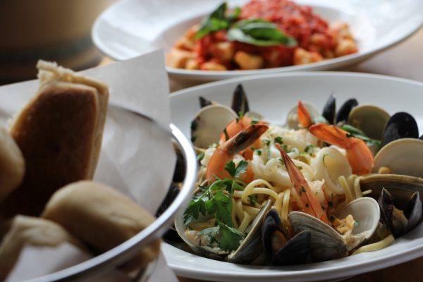 Villa Barone Collingswood NJ Seafood Entre