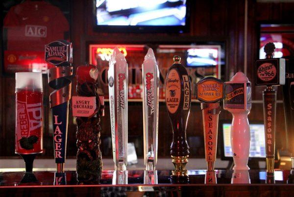 Olive Branch – See-Inside Bar, New Brunswick, NJ