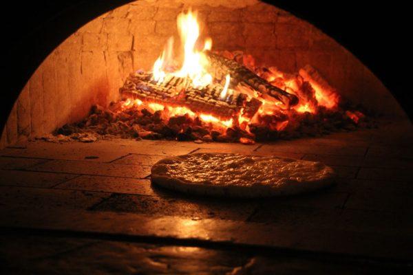 brick oven pizza Pasta Vino Italian Restaurant, Berlin, NJ
