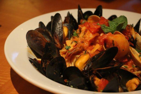clams Pasta Vino Italian Restaurant, Berlin, NJ