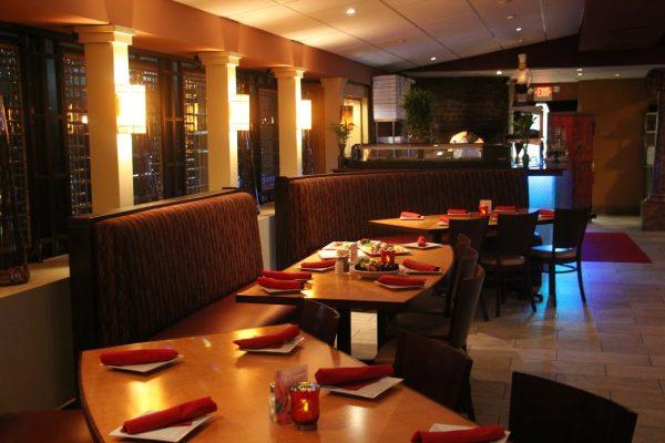 dining seats Pasta Vino Italian Restaurant, Berlin, NJ