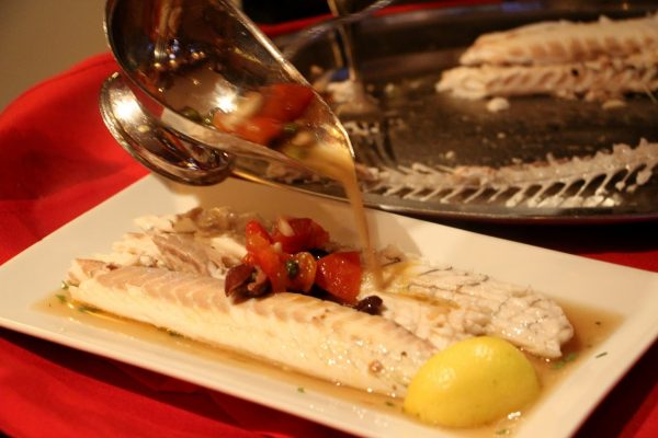 fish Pasta Vino Italian Restaurant, Berlin, NJ