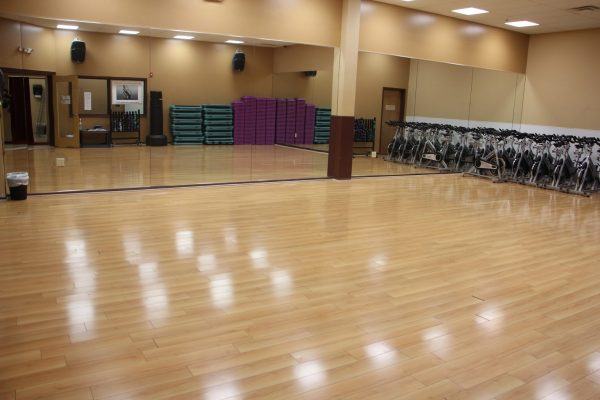 multipurpose room Club Metro USA Fitness Center, Rutherford, NJ