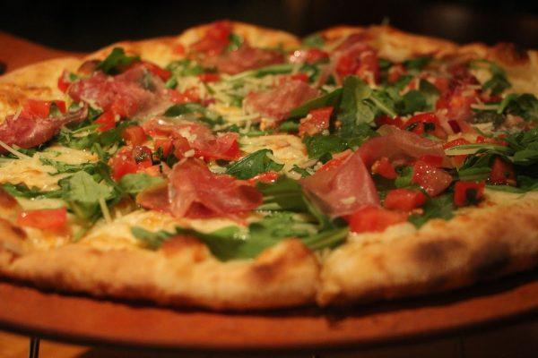 pizza toppings Pasta Vino Italian Restaurant, Berlin, NJ