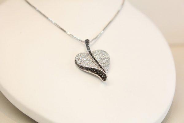 Heart shaped necklace Taunton Jewelers, Medford, NJ