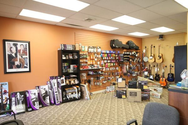 Old Towne Music Instrument & Lessons, Swedesboro, NJ