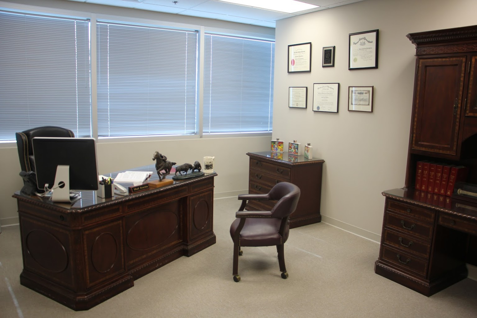 The Law Office of Mark Bernstein Attorney, Cherry Hill, NJ