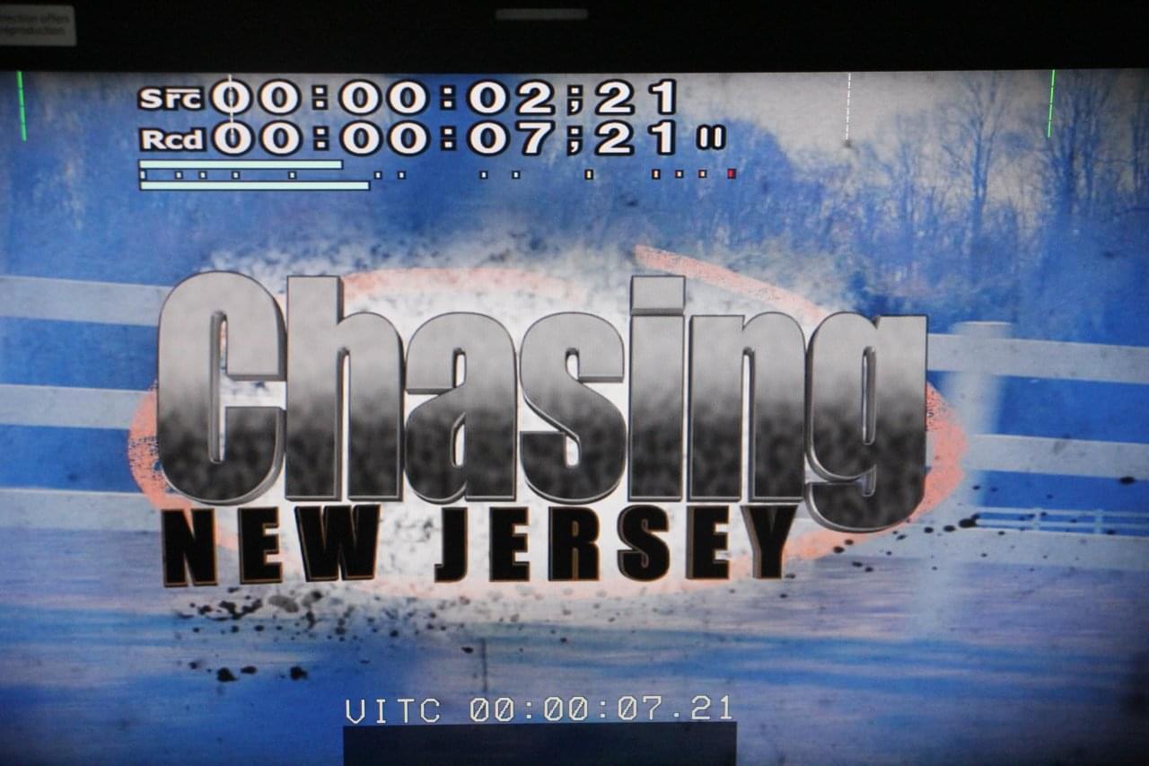Chasing New Jersey – See-Inside Television Studio, Trenton, NJ