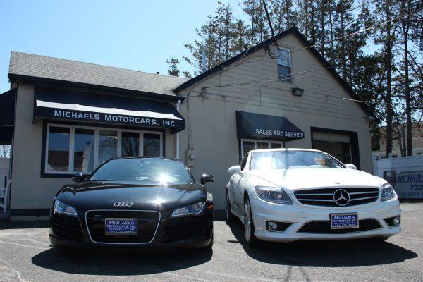 audi mercedes benz Michael's Motor Cars Used Car Dealership, Neptune, NJ