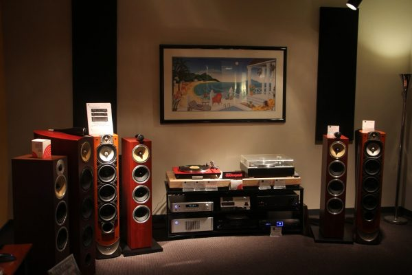 audio equipment at HI-FI Sales Home Theater Equipment, Cherry Hill, NJ
