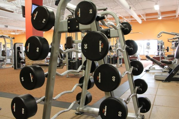 barbell weights fitness gym Club Metro New Britain, PA