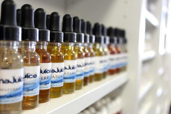 bottles Z Vapor Room, Oceanside, CA