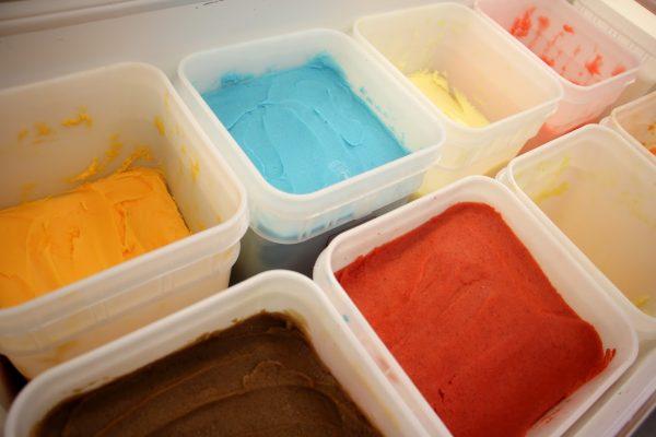 buckets Diane's Italian Water Ices Voorhees, NJ