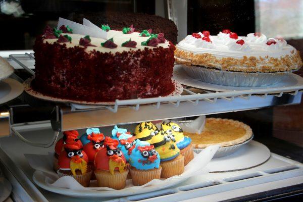 cakes Maurice River Diner Port Elizabeth, NJ