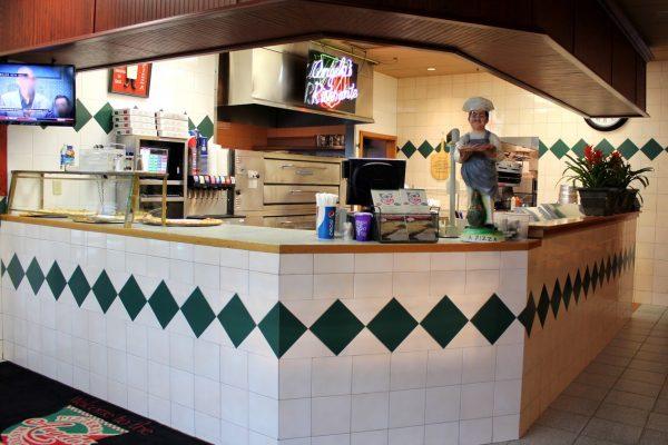 counter Angelo's Pizzeria Larchmont Mt Laurel, NJ