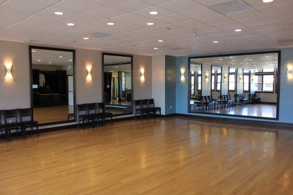 dance floor Arthur Murray Dance Studio, San Diego, CA