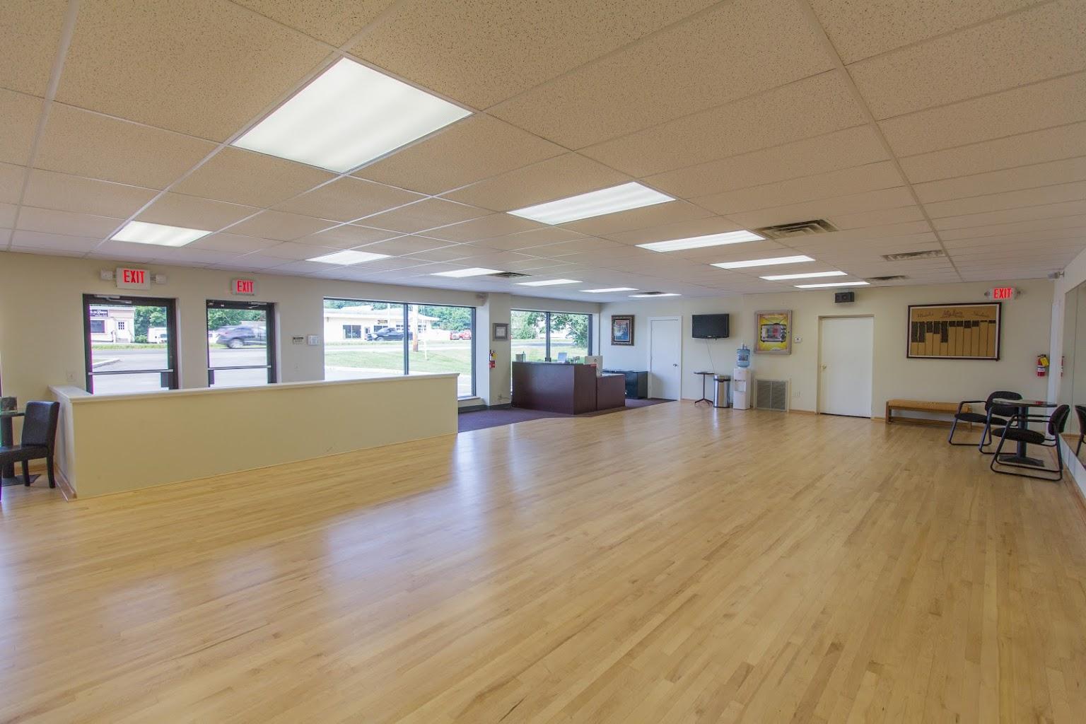 dance floor Arthur Murray Roxbury Dance Studio, Ledgewood, NJ