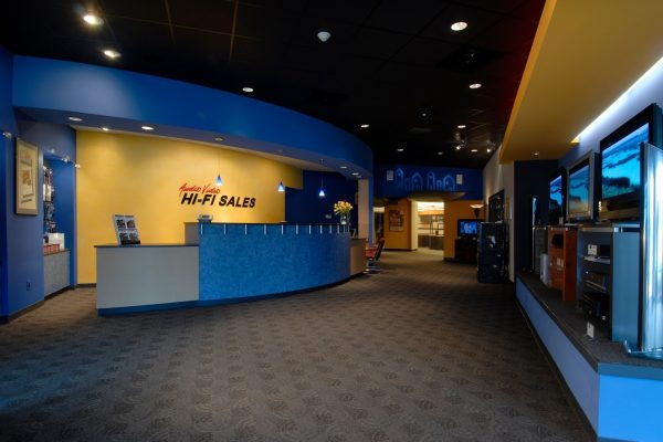 entrance HI-FI Sales Home Theater Equipment, Cherry Hill, NJ