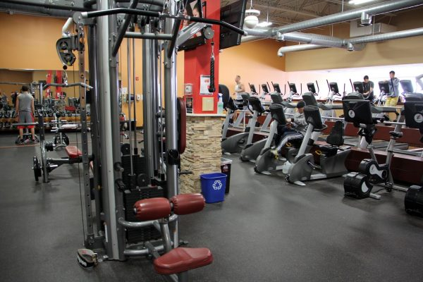 excercise machines Club Metro USA Fitness Center Phillipsburg NJ