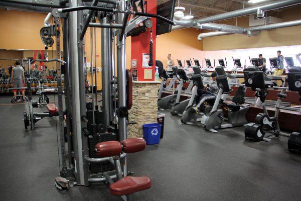 excercise machines Club Metro USA Fitness Center Phillipsburg NJ