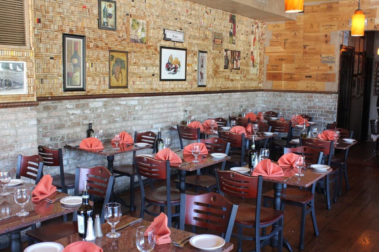 Radicchio Cafe Philadelphia Pa Italian Restaurant