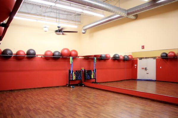 multi purpose room Club Metro USA Fitness Center Phillipsburg NJ