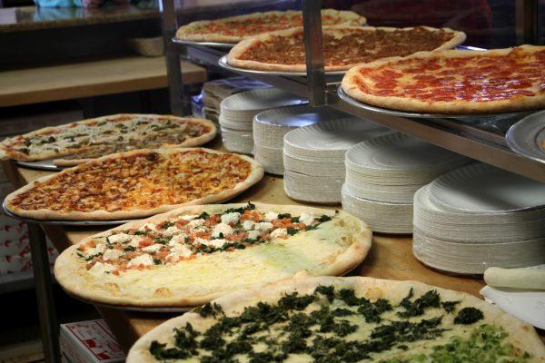 pizza pies King of Pizza Berlin, NJ