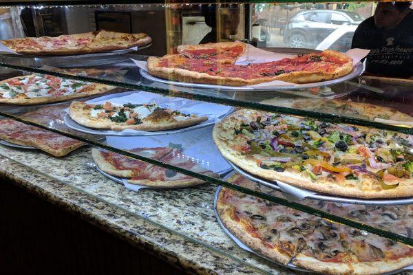 pizza pies Luigi's Pizza Fresca Philadelphia, PA