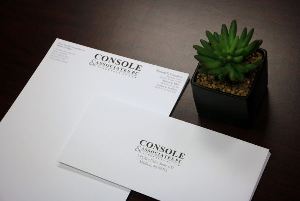 Console & Associates – See-Inside Law Office, Center Valley, PA
