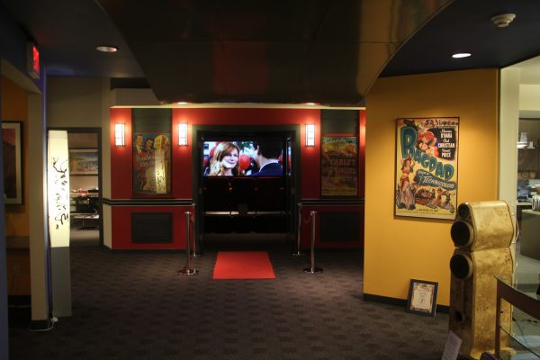 theater entrance of HI-FI Sales Home Theater Equipment, Cherry Hill, NJ