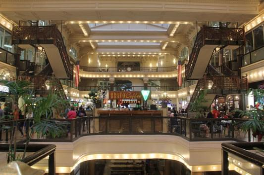 Bourse Food Court Restaurants