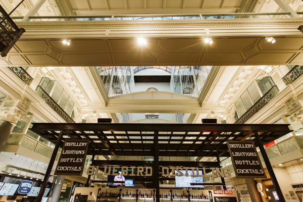 The Bourse Food Court & Shopping, Philadelphia, PA