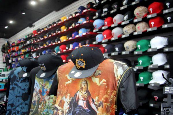 apparel at Cap Swag snap back hats Wildwood, NJ