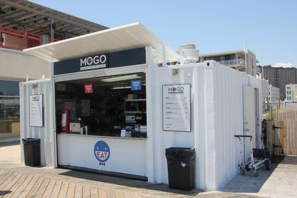 MOGO Korean Fusion Tacos - See-Inside Taco Stand, Asbury Park, NJ