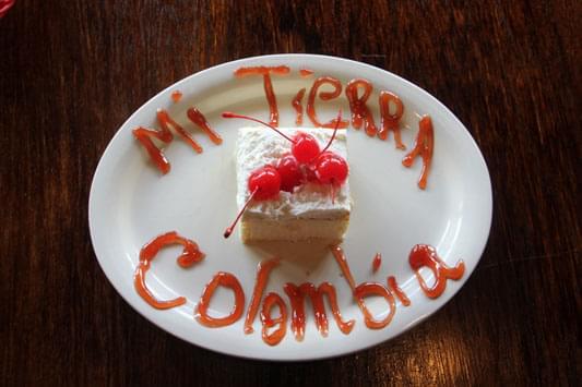 Mi Tierra Colombia Pennsauken NJ dessert