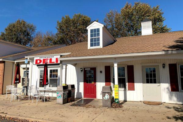 New Briarwood Deli Delicatessen Convenience Store, Hamilton, NJ
