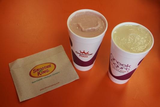 Smoothie King Cinnaminson shakes
