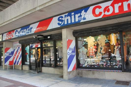 Suit Corner Philadelphia PA