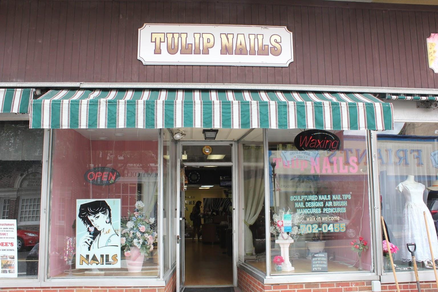 Tulip Nails – Mount Holly, NJ – Nail Salon