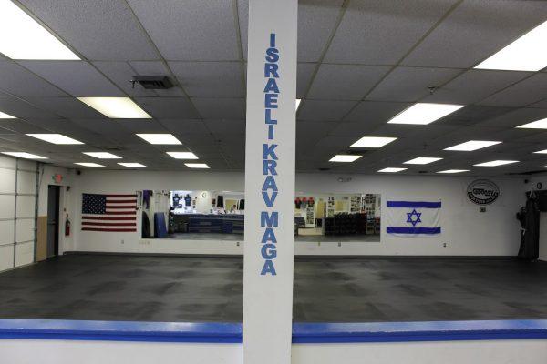 gym at Israeli Krav Maga Martial Arts, Cherry Hill, NJ