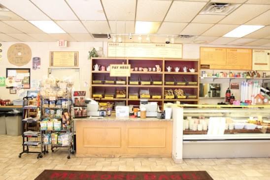 Medford Bagel Shop