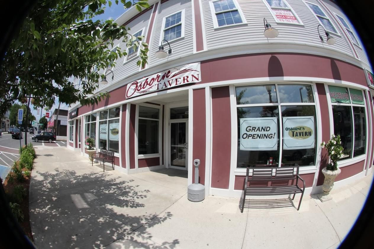 Osborne Tavern – See-Inside Bar & Restaurant, Danvers, MA