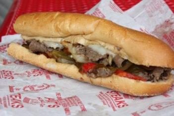 Pats King of Steaks Philadelphia PA