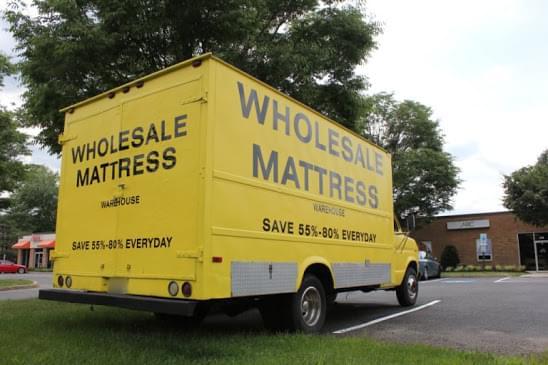 Wholesale Mattres Google Business View