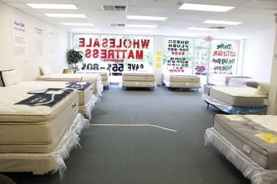Wholesale Mattress Google Business View