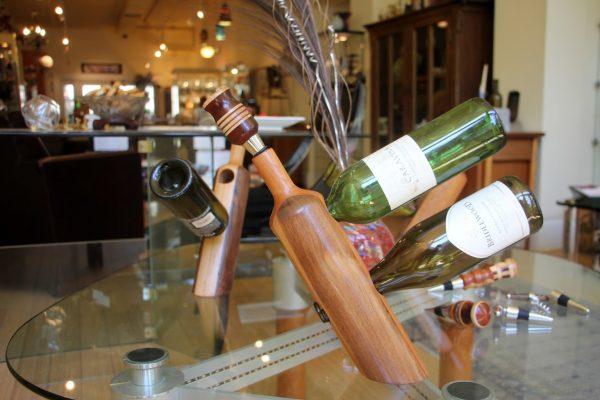wine bottle holder More Than Old Antique Store, Philadelphia, PA