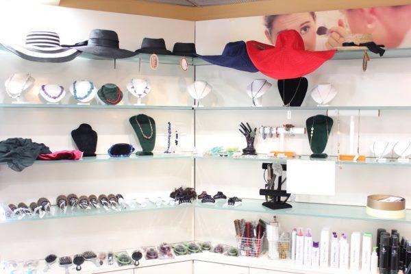 Allura Salon and Day Spa Greenwich CT display